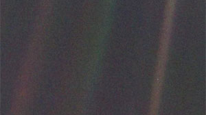 HOW WE LIVE: Beyond the pale blue dot