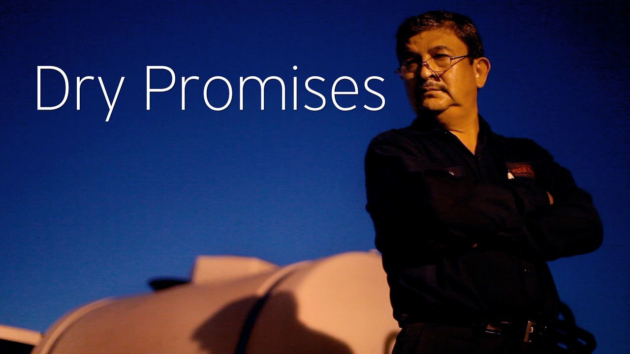WHAT WE PAY: Dry Promises