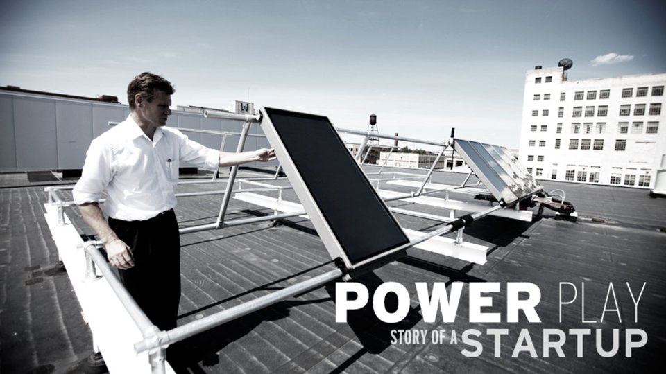 MANUFACTURING CHANGE: Power play: story of a startup
