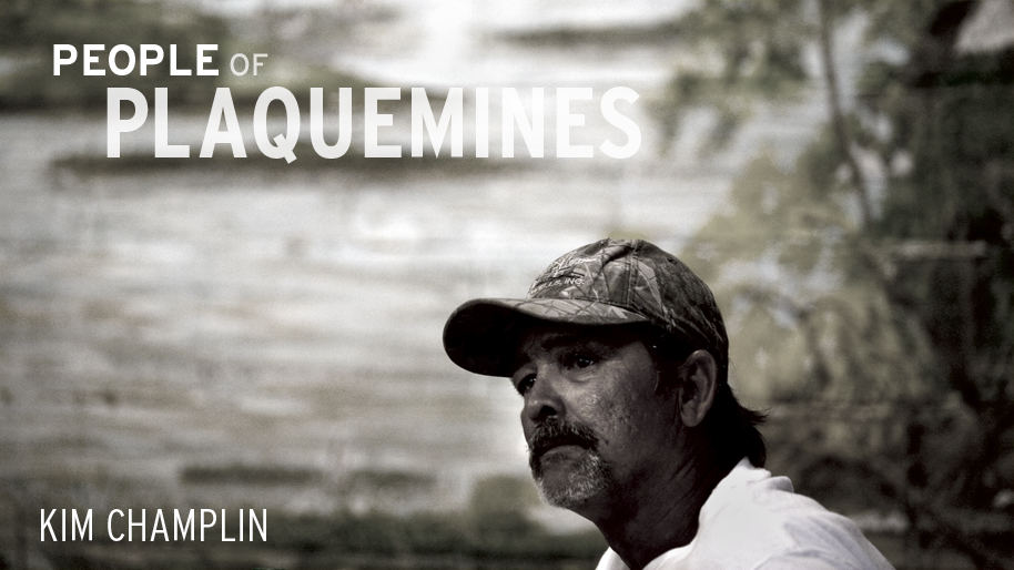 ON THE EDGE: People of Plaquemines