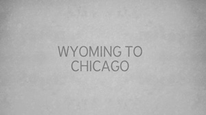 IN THE AIR: Wyoming to Chicago