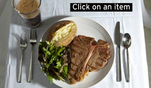 THE HIGH ENERGY DIET: From Pasture to Plate
