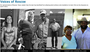 ROPING THE WIND: Voices of Roscoe