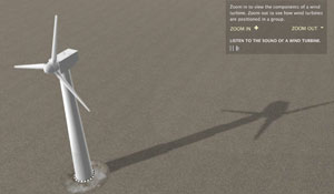 ROPING THE WIND: Wind Turbines, Inside and Out